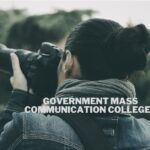 Top 10 government colleges of mass communication in india